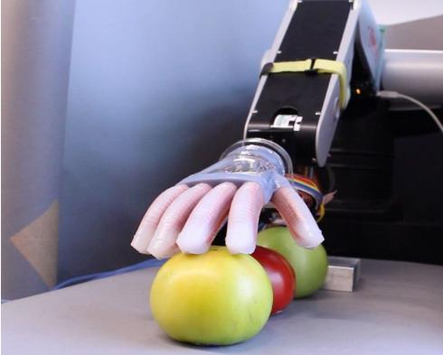 软性机器人以柔克刚 开启机器人市场新方向