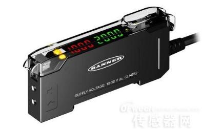 DF-G3系列是一款高能型的双数显光纤放大器,能...