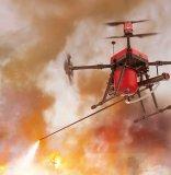 华科尔消防灭火无人机系列全新升级