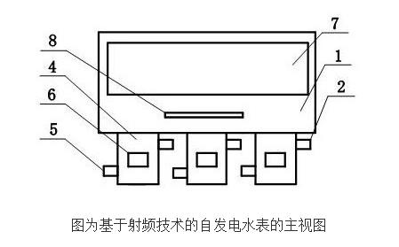 基于射频技术的自发电水表的原理及设计