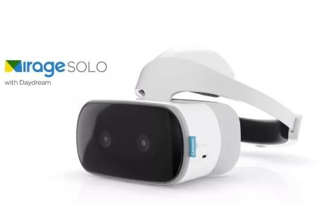 联想Daydream VR一体机通过认证,消费者...