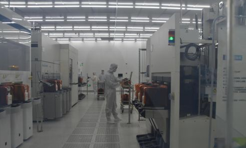 重庆万国即将量产亚洲首款12寸功率半导体晶元测试片