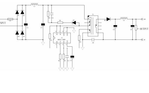DK912原边反激式AC-DC开关电源控制芯片的中文数据手册免费下载