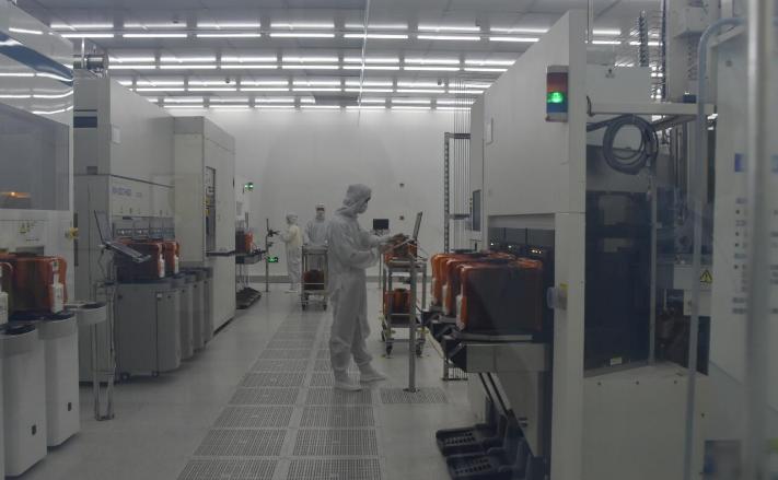 重庆万国半导体12英寸芯片项目进展顺利 预计年底...
