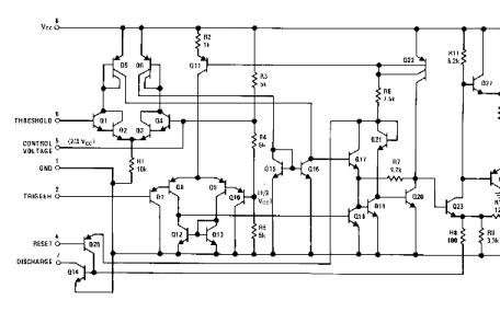 如何阅读数据手册LM555定时器芯片详细实例说明