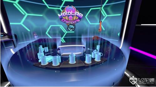 英特尔推出一款技术学习实验室,利用VR进行学员技...