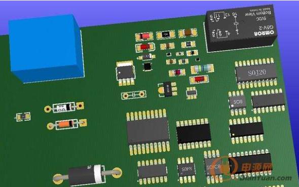 Altium Designer PCB的基本元器件封装及原理图资料概述