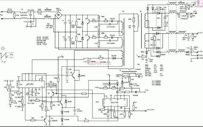 开关电源Layout的电路,安规,EMI,散热及制作工艺和安装使用要求