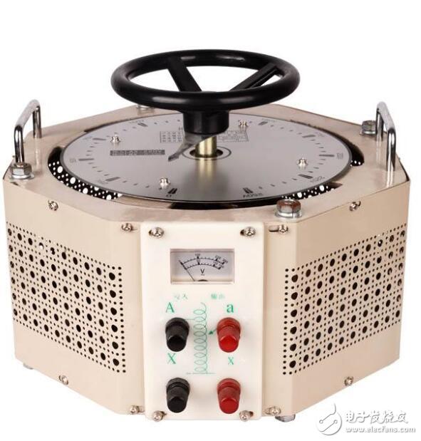 调压器是什么图片