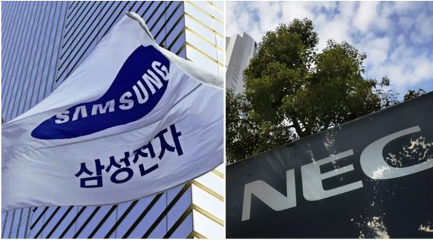 三星电子和NEC合作,联合开发5G移动通信基站,瞄准中国市场