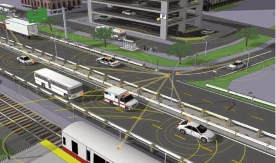 智能网联汽车确定通信频段,车路协同开始火爆