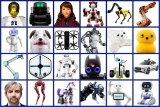 一个新的、大型的机器人指南网站,了解世界上最酷的机器人