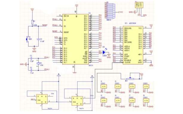 AT89S52 CMOS 8位微控制器的详细中文数据手册免费下载