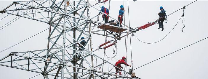 """江苏电网以""""互联网+智慧能源""""为手段,助力本省电网实现高质量的发展"""