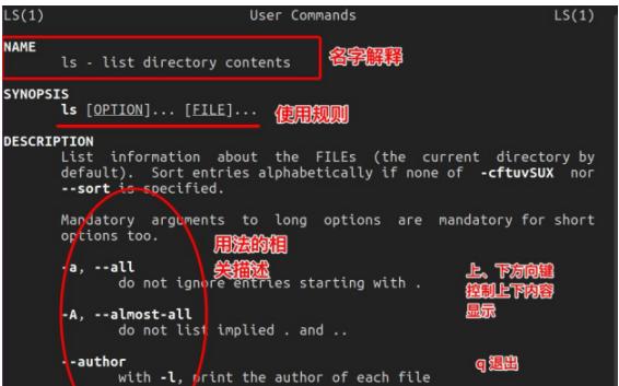 linux教程之常用的基本命令资料概述