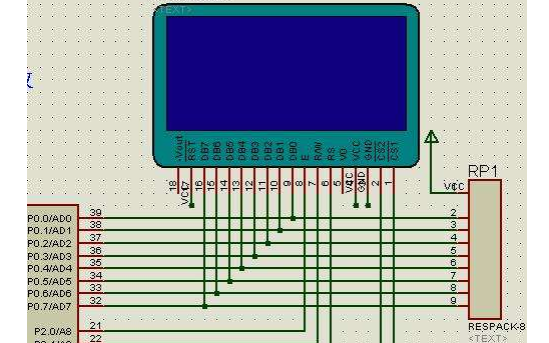 LCD12864音乐频谱和柱体跳动的程序和原理图资料免费下载