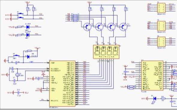 STM8单片机的二十四个程序例程的详细资料概述