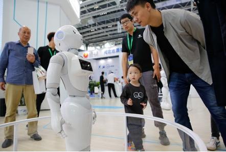 中国的服务机器人处于市场探索阶段,或将有希望成为...
