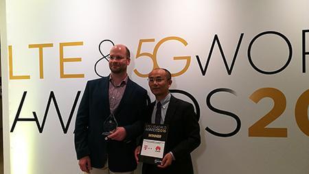 德国电信正在与包括华为在内的多家厂商就5G网络开发进行合作