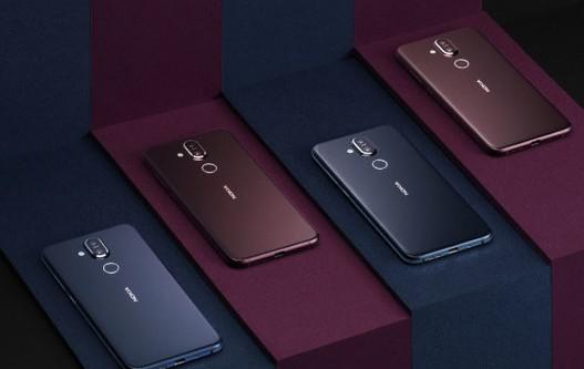 诺基亚Nokia X7搭载骁龙710处理器,是一...