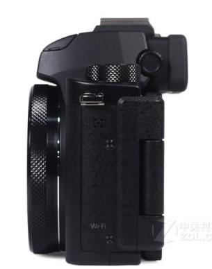 佳能G5X数码相机拥有2020万的有效像素,暗光...