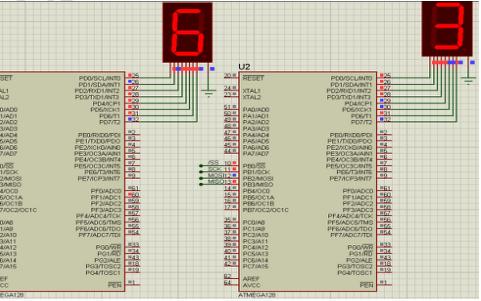 AVR单片机教程之SPI的用法程序资料说明