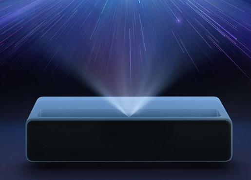 米家激光投影電視150英寸,讓消費者能擁有影院級...