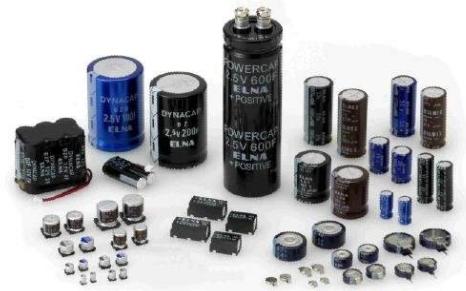 常用电解电容的封装尺寸表资料免费下载
