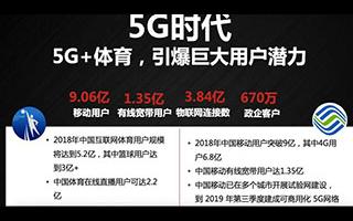 中国移动率先发力 2019年第三季度建成可商用5...