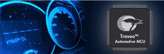 赛普拉斯组合仪表盘解决方案助力矢崎公司打造先进的汽车图形显示产品