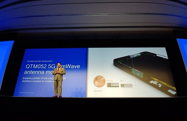 5G时代,高通计划在未来推出全集成的5G多模So...