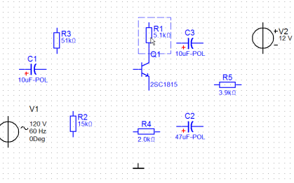Multisim使用教程之电路的连接详细资料概述