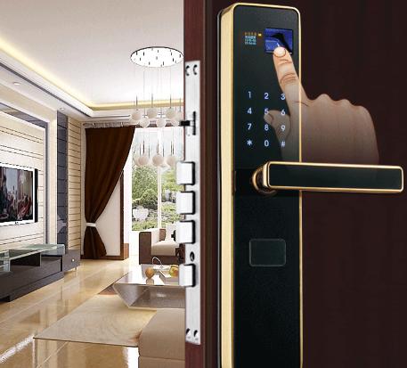 智能锁:现代智能家居中举足轻重的安保防范措施之一