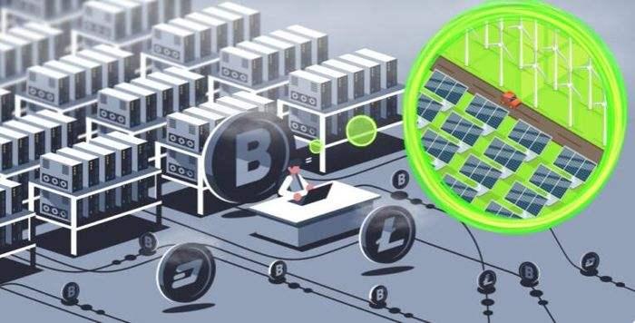 区块链为可再生能源项目的增长提供了动力
