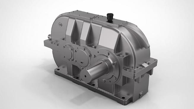 解析圆柱齿轮减速机的结构及特点