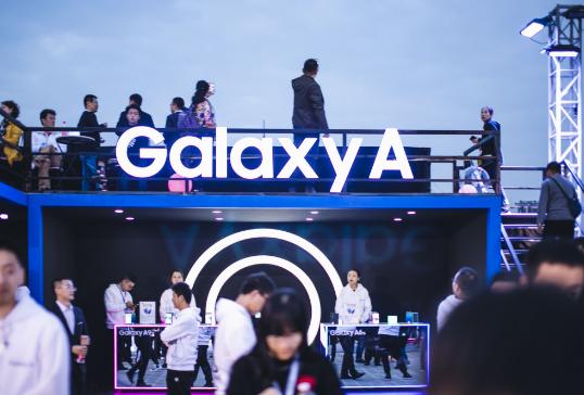 深耕中国市场多年,三星的变与不变尽在Galaxy...