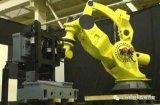兰生公司个性搬运机器人解决方案