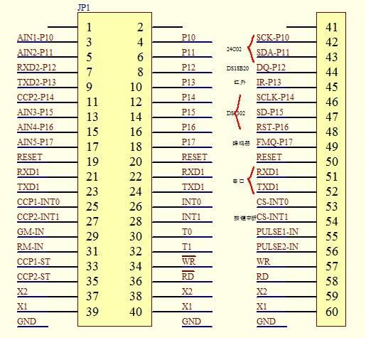 基于AT89C52单片机实时时钟程序编写
