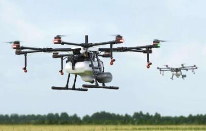 大疆進攻農業植保無人機市場
