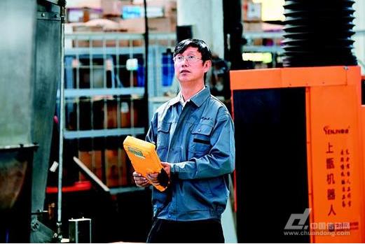 """给工业long88装上一颗""""中国芯"""",让中国制造的机械更""""智慧"""""""