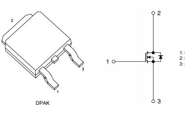 TK40P03M1 MOSFET硅N沟道MOS的详细数据手册免费下载