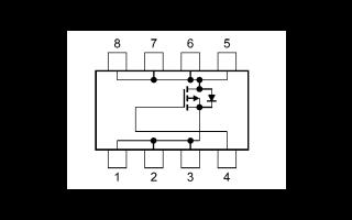 TPH1R712MD MOSFET硅P沟道MOS芯片的数据手册免费下载