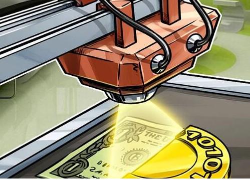 稳定币USDT的发行人宣布,将要从Tether储...