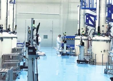河南首个半导体级单晶硅抛光片项目正式投入运营 预计明年产值将达5亿元