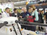 星空創新帶著該公司全新系列植保無人機亮相武漢農機...