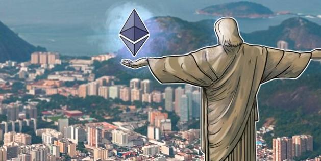 巴西政府计划利用以太坊区块链网络来存储和处理民众...