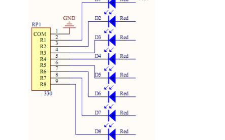 AVR单片机学习笔记之AVR单片机的七个实验资料说明