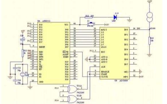 如何使用AVR单片机与温度传感器DS18B20进行多点温度测量