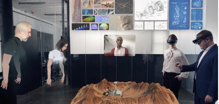 Spatial公司研发出AR跨现实协作计算平台,...