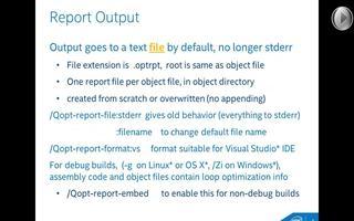如何使用編譯器進行定位優化信息